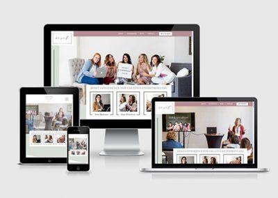 Showit Website Design